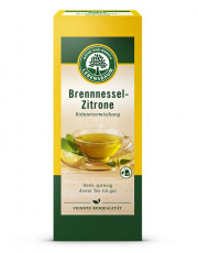 Lebensbaum, Brennnessel Zitrone Kräutertee, 1,5g, 20Btl Packung