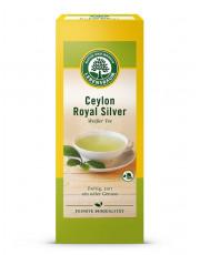Lebensbaum, Weißer Tee - Ceylon Royal Silver, 1,5g, 20Btl Packung