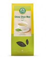 Lebensbaum, Grüntee, China Chun Mee, Blatt 200g Packung
