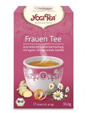 Golden Temple, Yogi Tea Frauen Tee, 1,8g, 17 Btl Packung