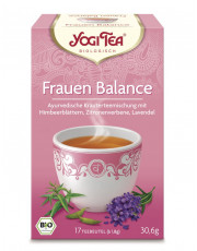 Golden Temple, Yogi Tea Frauen Balance Tee, 1,8g, 17 Btl Packung