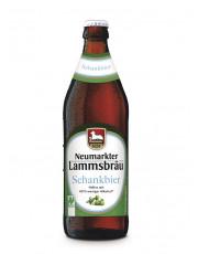 Neumarkter Lammsbräu, Schankbier, 0,5l incl. 0,08 EUR Pfand, Flasche