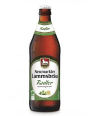 Neumarkter Lammsbräu, Radler, 0,5 ltr incl. 0,08 EUR Pfand, Flasche