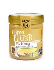 Gepa, Faires Pfund Blütenhonig, 500g Glas