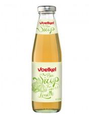 Voelkel, Limetten-Sirup, 0,5 l Flasche