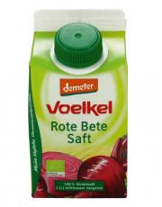 Voelkel, Rote Bete Saft, milchsauer vergoren, demeter, 0,5 l Elopak