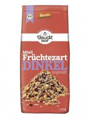Bauck Hof, Dinkelmüzli - Früchtezart, demeter,  425g Packung