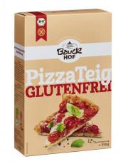 Bauckhof, Pizza Teig, glutenfrei, 350g Packung