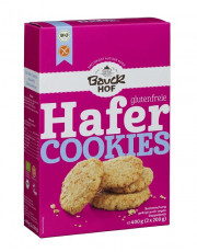 Bauckhof, Hafer Cookies, 2x200g, 400g Packung
