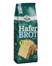 Bauckhof, Glutenfreies Haferbrot, Vollkorn, 500g Packung