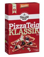 Bauckhof, Pizza Teig, hell, demeter, 350g Packung