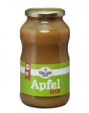Bauckhof, Apfelmus, mit Apfeldicksaft, 700g Glas