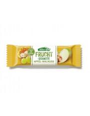 Allos, Fruchtschnitte-Apfel-Walnuss, 30g Stück