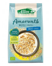 Allos, Amaranth Müsli Basis, 375g Packung