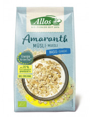 Allos, Amaranth Müsli Basis, 1,5kg Packung