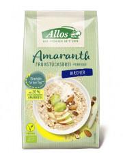 Allos, Amaranth Frühstücksbrei Bircher, 400g Packung