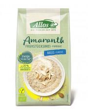 Allos, Amaranth Frühstücksbrei Basis, 400g Packung
