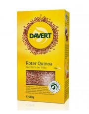 Davert, Roter Quinoa, 200g Packung