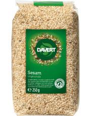 Davert, Sesam, ungeschält, 250g Packung