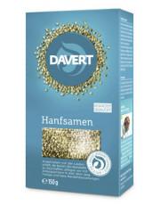 Davert, Hanfsamen, 150g Packung