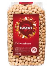 Davert, Kichererbsen, 500g Packung
