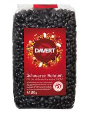 Davert, Schwarze Bohnen, 500g Packung