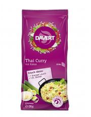Davert, Thai Curry mit Kokos, 170g Packung