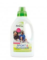 Alma Win, Waschmittel Sport + Outdoor, Funktions-Waschmittel, 750ml Flasche