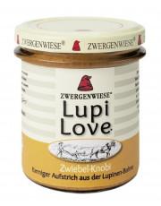 Zwergenwiese, Lupi Love Zwiebel-Knobi, 165g Glas