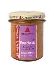 """Zwergenwiese, """"streich's drauf"""" Bruschesto, 160g Glas"""