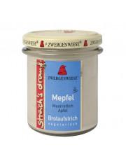 """Zwergenwiese, """"streich's drauf"""" Mepfel, 160g Glas"""