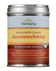 Herbaria, Gaumenschmaus, Bratkartoffelgewürz, 100g Dose
