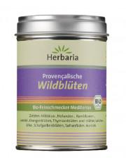 Herbaria, Provencalische Wildblüten, für mediterranes Lamm oder Gemüse, 25g Dose