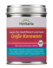 Herbaria, Große Karawane, orientalisch, 90g Dose