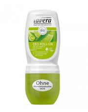 Lavera, Deo Roll-On mit Bio-Limone & Bio-Verbene, 50ml