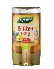 dennree, Blütenhonig, 250g PET Flasche