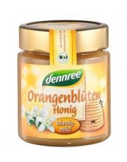 dennree, Orangenblütenhonig, 500g Glas