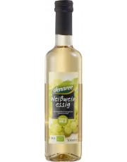 dennree, Weißweinessig, 6% Säure, 0,5l Flasche