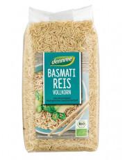 dennree, Basmati Reis natur, 500g Packung