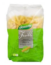 dennree, Fusilli/Spirelli hell, 500g Packung