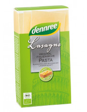 dennree, Lasagne hell, 250g Packung