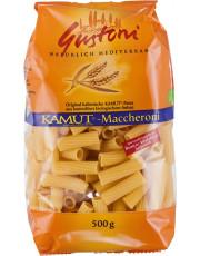 Gustoni, Kamut Maccheroni, bronze, 500g Packung