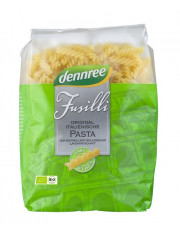 dennree, Fusilli/Spirelli hell, 1kg Packung