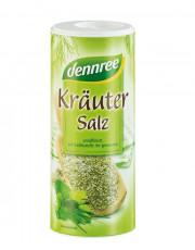 dennree, Kräutersalz, 160g Dose