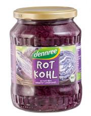 dennree, Rotkohl, 680g Glas