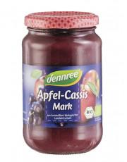 dennree, Apfel-Cassismark, 360g Glas
