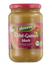 dennree, Apfel-Guavenmark, 360g Glas