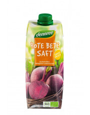 dennree, Rote Bete Saft, 0,5l Elopak