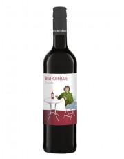 Bistrotheque Merlot 2015,, 0,75 l Flasche