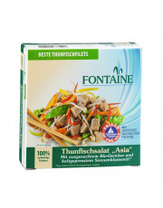 Fontaine, Thunfischsalat Asia, 200g Dose (50g)